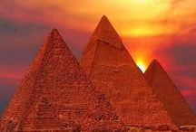 Time Travel / Want to travel back in time? Here are some of the world's most ancient and historic locations.