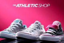 Back To School with The Athletic Shop! / Cover the kids eyes, it's almost time for BACK TO SCHOOL! With new arrivals of today's best brands, Rack Room Shoes has the styles you want to kick off a new school year. #iAmRackRoom