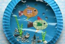 Kids Crafts/ Preschool / by Kristine Dannheim