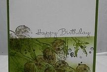 Card designs, tips and free printables / by Lois Sjoken