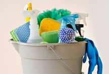 Household Cleaning Tips & Tricks
