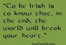 a . s t o r . m o . c h r o i / ... view from an Irish heart ... / by Monica Roberts