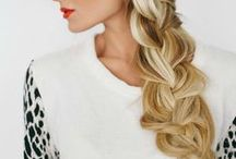Gorgeous Hair  / Hair trends from editorial, street, runway and bridal.  And, how to guides for healthy hair.