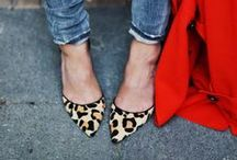 Shoes, Shoes & More Shoes!  / Footwear Trends, shoe brands we love, heels, pumps, boots, sandals. / by LadyLUX