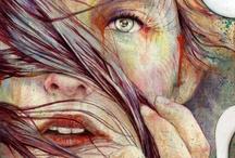 Fine Art / by Elise Caroompas