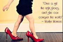 Give a girl the right shoes....
