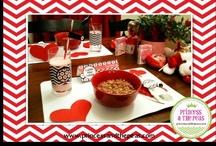 Valentine's Day Ideas / Valentine's Day   Valentine's Day Party Ideas   Valentine's Day Projects   DIY Valentine's Day   Valentine's Day Gifts