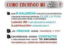 FOR THE HOME: ¿como encargo mi regalo Mondogominolo? / Tenemos 5 galerías con estilos diferentes, cuadros personalizados e ilustraciones en www.mondogominolo.com  para niños y no tan niños ;) Ilustración / Retrato  / Arte Ilustration / Portrait / Art