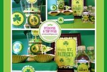 St. Patrick's Day Party Ideas / St. Patrick's Day   St. Patrick's Day Party Ideas   St. Patrick's Day Ideas   St. Patrick's Day Crafts   St. Patrick's Day DIY Projects   St. Patrick's Day Food Ideas
