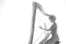 I hear a harp!