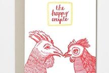 Here Comes the (Chicken) Bride!