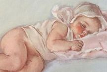 o n c e . u p o n . a . b a b y / vintage baby fashions and related items ... from the 20s through the 50s / by Monica Roberts