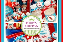 Dr. Seuss Party Ideas / Dr. Seuss Party Ideas   Dr. Seuss Birthday Party   Dr. Seuss Printables   DIY Dr. Seuss Party