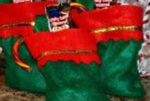Christmas / Everything Christmas, decorations, crafts, food ideas, kid projects and more.