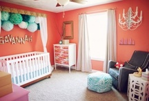 nursery ideas.. / by Ali Voron