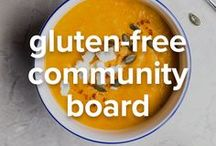 Gluten-Free Community Board / All things Gluten-Free!  Pin your finds, and invite your friends! For an invite to pin on our community boards, send us an email: pinterest@healthline.com #Gluten-Free