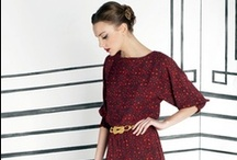 How to Wear: Oxblood / Color trend, oxblood. Shopping guide, how to wear, runway and style inspiration.