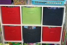 Organization / Organization including room, closets, pantries, chores, lists and more.