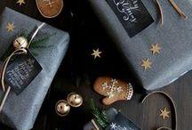 w i n t e r l y / snow, wool and Christmas.