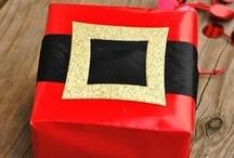 Gift Wrap Ideas / gift wrap ideas   DIY gift wrap #giftwrapideas #diygiftwrap