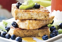 MyPlate: Breakfast / Healthier, MyPlate-inspired breakfast options. For more information about healthy meal times and snacks, visit ChooseMyPlate.gov. / by MyPlate Recipes