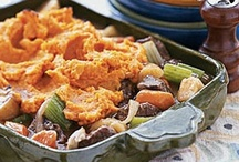 MyPlate: Healthy Casseroles / Healthier, MyPlate-inspired casserole ideas. For more information about healthy meal times and snacks, visit ChooseMyPlate.gov.