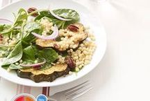 MyPlate: First Lady's Favorites / First Lady Michelle Obama choses her favorite tasty, easy to make, and nutritious recipes for MyPlate's second anniversary!  / by MyPlate Recipes