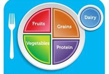 What's MyPlate All About? / Learn more at www.ChooseMyPlate.gov / by MyPlate Recipes