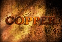 COPPER / by Kathy McGirr