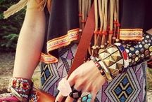 Festival Inspiration / Fashion looks for the festival-goer.