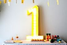 Boy's First Birthday / First birthday party ideas for boys / by Spaceships and Laser Beams