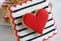 Boy's Valentine Party / valentine   boy   birthday   party   ideas   cake   decorations   themes   supplies   favor   invitation   cupcakes