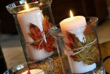 Thanksgiving / Great ideas for decorating, family activities and crafts.