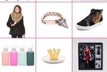 Holiday Gift Guide 2013 / Holiday gifts for family, him, her, friends, children, the hostess, wellness enthusiasts, and LUX finds under $100.