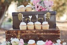 Event Dessert Table / Weddings and party