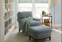 My reading room / by Kristine Dannheim