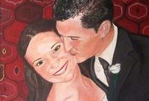 RETRATISMOS retratos / portrait / retrato con un diseño especial en www.mondogominolo.com Ilustración / Retrato  / Arte Ilustration / Portrait / Art