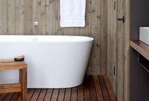 bath / by Annette Dahl