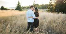 Engagement / Engagement Photography by Betty Elaine Seattle wedding photographer