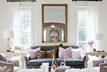 Living spaces / Designs and ideas for living spaces