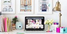 WERK SPACE / Working at home can be even better than working at the office if you have the right space