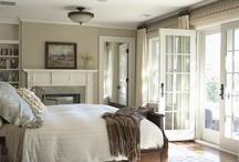 Breathtaking Bedrooms / by Kayla Brown