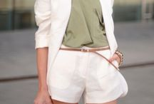 Short Suits / This board is dedicated to the Short Suits trend.  / by StushiGal Style