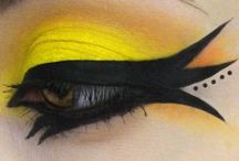 Black On Yellow / This board is dedicated to the Black on Yellow trend.