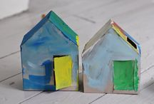 KIDS CRAFTS / Creative ideas to make and do with toddlers and school age children.
