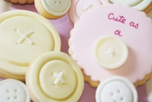 Cute as a Button Birthday / by Kelly Downing