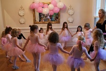 Tiny Dancer Party / by Kelly Downing