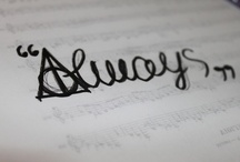 """""""It's Real For Us."""" <3 Harry Potter Magic  / by Kelsey Ryan"""