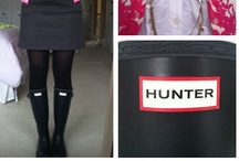 Hunter Boots / by Kayla Brown