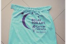 ACS Relay and Bark for life  / Ideas and tips for the American Cancer Society events I participate in.  / by Kelsey Swayze